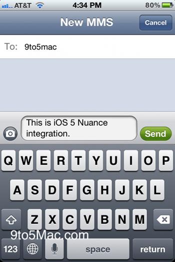 Nuance Speech-To-Text