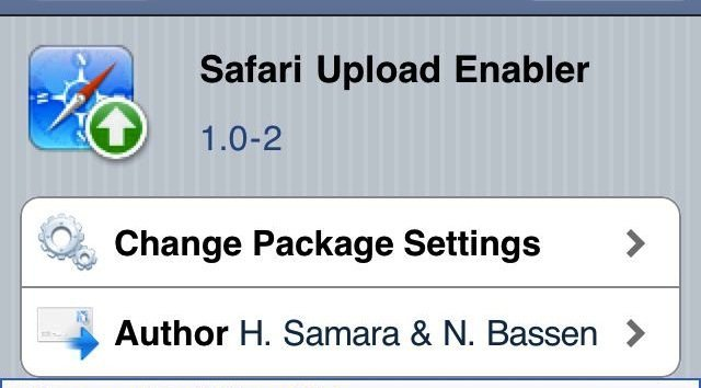 Safari Upload Enabler Download 1