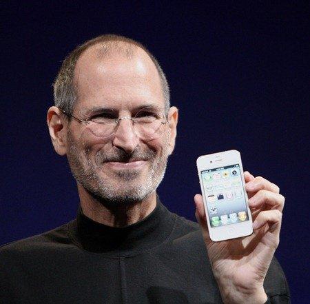 Steve Jobs Announces The iPhone 4