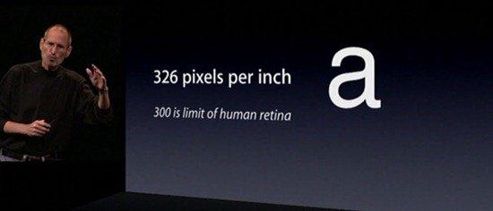 Steve Jobs explains Retina display on iPhone 4 WWDC 2010