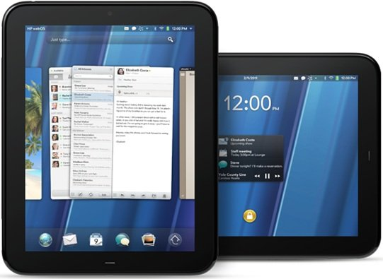 hp touchpad 0