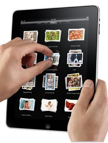 iPad Multi-Touch