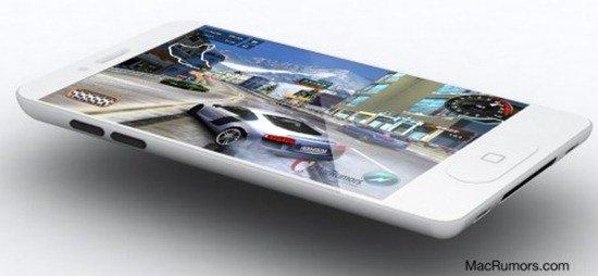 iPhone 5 Rendering