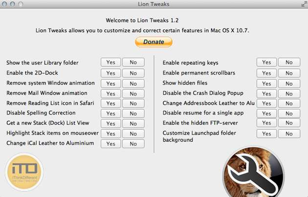 Lion Tweaks allows you to make Lion look like Snow Leopard