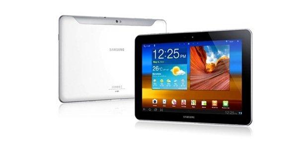Samsung Galaxy Tab 10 1 ICS