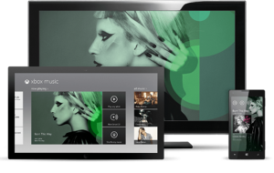 Microsoft Announces Xbox Music for Windows 8 and Xbox 360 - iOS and Android Apps Coming Soon