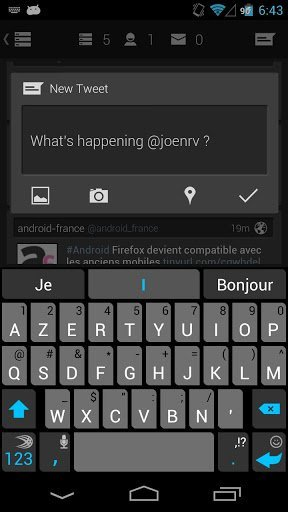 Falcon Pro for Twitter 5