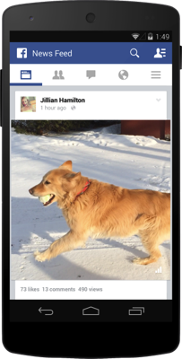 Facebook Adding New Features to Videos Including View Counts 1