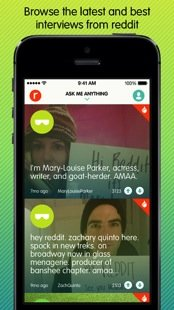 Reddit AMA Apps Now Available for iPhone and Android