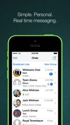 WhatsApp For iPhone Gets A Major Update with Improved Media Sharing and More