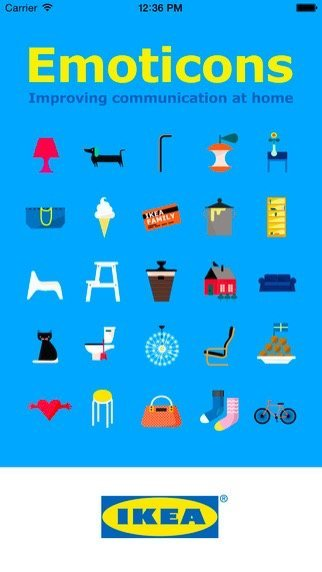 IKEA Emoticons Keyboard for iOS 8 Is A Cool App To Express Yourself