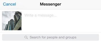 Facebook Messenger Gains iOS 8 Share Extension Support In Latest Update