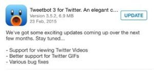 Tweetbot 3 for iPhone Updated With Twitter Video Support 2