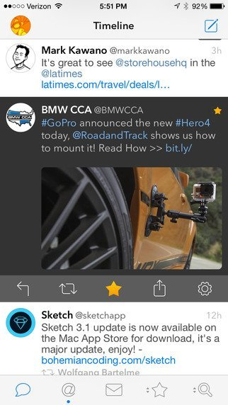 Tweetbot 3 for iPhone Updated With Twitter Video Support