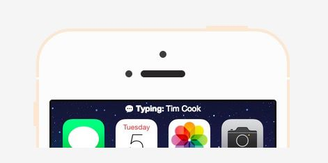 Get Notified When Someone Types You An iMessage on iOS or Mac 4