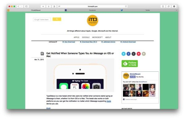 Make Safari for Mac Work Like Google Chrome With These Extensions and Tips 4