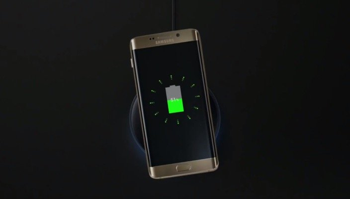 It's Not a Phone, It's a Galaxy Wireless Charging