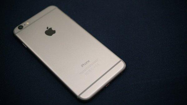 iOS 9.1 on iPhone 6 Plus