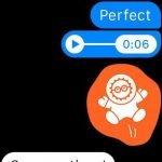 Facebook Messenger Apple Watch App 2