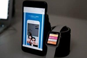Facebook Messenger Apple Watch App