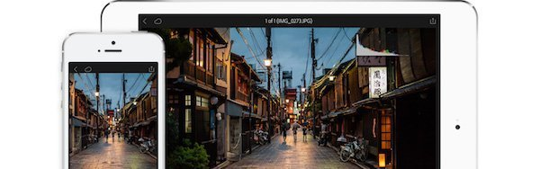 Lightroom for iPad and iPhone become free apps