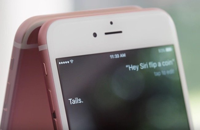 New iPhone 6s Ads showcase Siri and camera