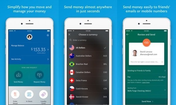 Paypal App For Ios And Android Gets A Brand New Redesign