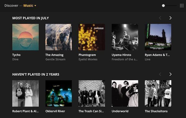 Plex updates web app with smart search, user interface improvements and more