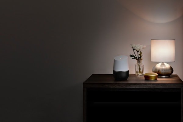 Google Home is Google's answer to Amazon's Alexa
