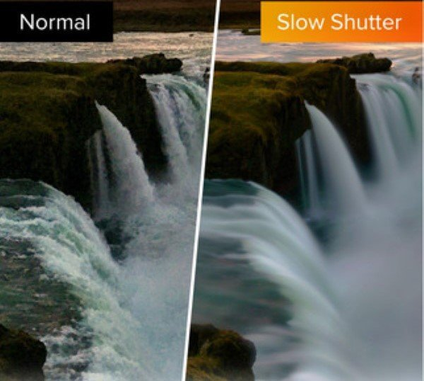 Camera+ 8 adds lots of new features including slow shutter and ultra-low ISO