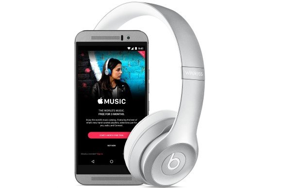 Apple Music Android update
