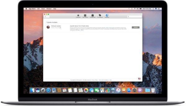 Install macOS 10.12 public beta [How to] 2