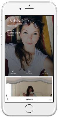 Polaroid Swing profile