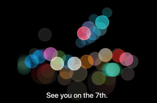 Apple sends out invites for iPhone 7 launch event on September 7th