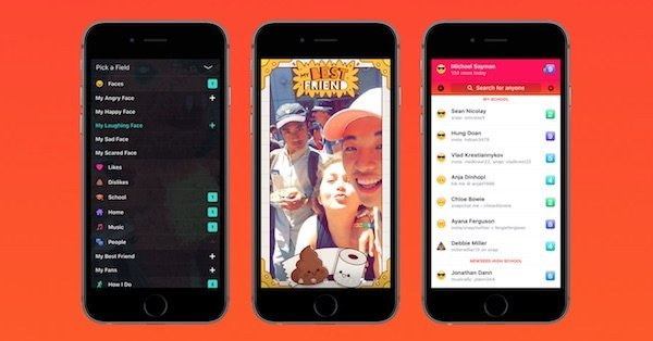 Facebook Lifestage is a Snapchat clone for high schoolers