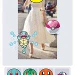 Insta Emoji adds Pokémon Go stickers to photos and screenshots 2