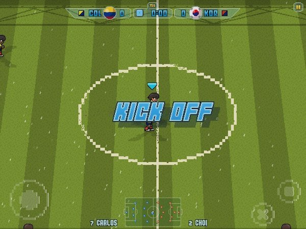 Pixel Cup Soccer 16 is Apple's free app of the week for iOS and Apple TV 2