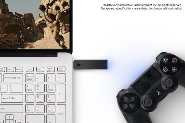 PlayStation DualShock 4 USB Wireless Adaptor announced with Mac Support