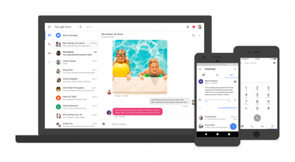 Updated Google Voice 2
