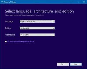 Windows 10 Setup 1