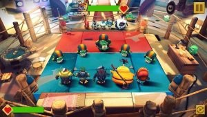 Angry Birds Evolution Gameplay Screenshots
