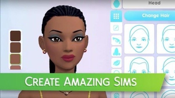 The Sims Mobile 1