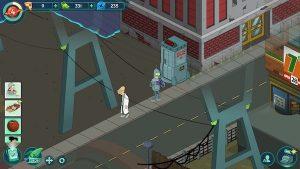 Futurama Worlds of Tomorrow Game 3