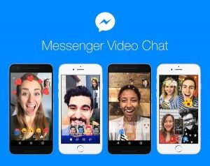 Messenger adds reactions, filters, masks and screenshots to video chat