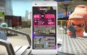 Nintendo Switch Online App - Splatoon 2