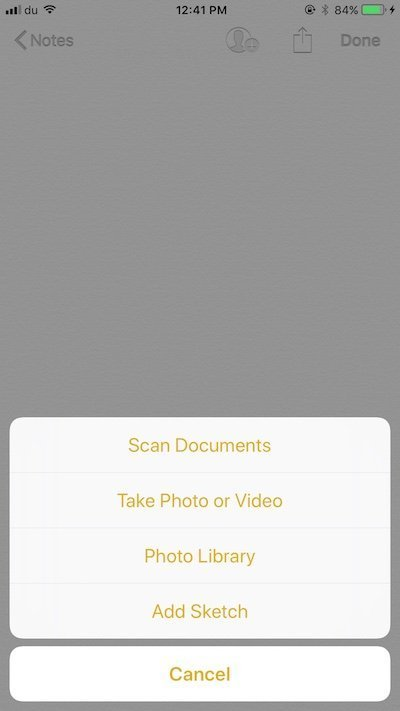 Scan Documents Notes App