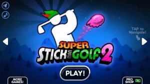 Super Stickman Golf 2 1