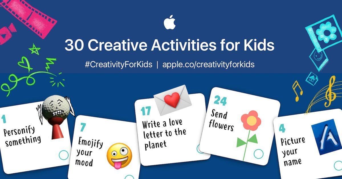 Apple Education Worksheet
