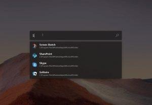 Microsoft PowerToys PowerLauncher