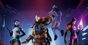 X-Force Fortnite